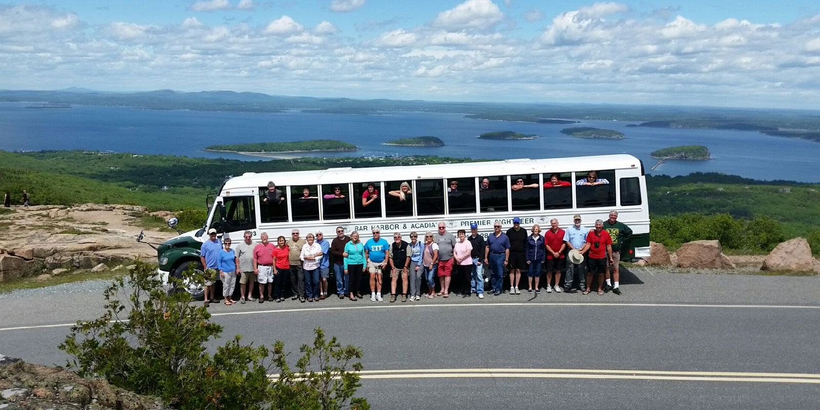 Tours At Acadia National Park